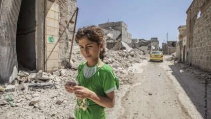 Chokerende behandling af kristne i Syrien