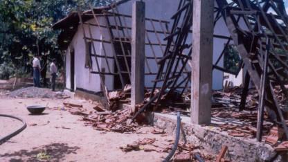 Kirker angrebet på Sri Lanka påskemorgen