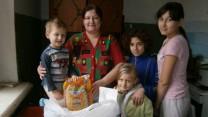 Christina Ushakova reddet af Guds kærlighed