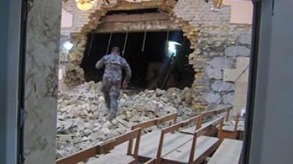 Danske kirker samler ind til irakiske kristne