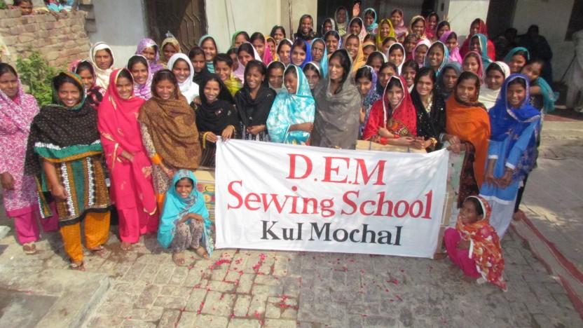 Ni nye syskoler oprettet i Pakistan