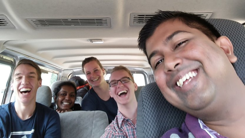 Tag med på opmuntringstur til Sri Lanka i sommerferien!