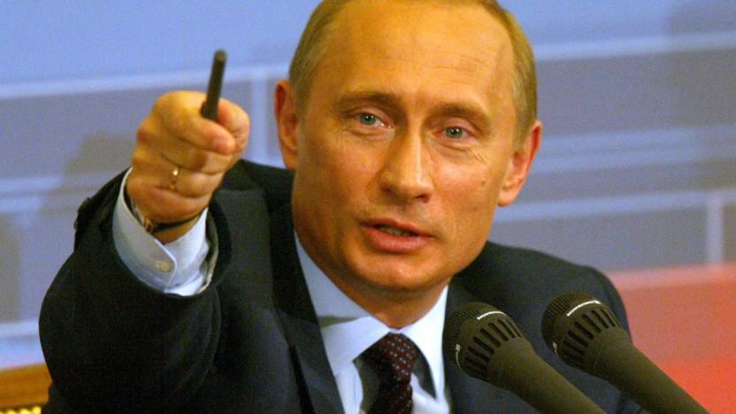 Rammer Putin plet i Syrien?