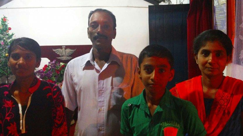 Srilankanske kristne fik stillet deres sult efter Bibelen