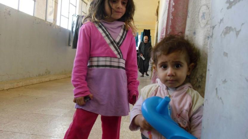 De syriske kristne har brug for vor hjælp