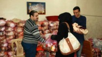 Indbyggerne i Aleppo har desperat brug for nødhjælp nu