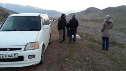 Bil søges til projekt i Kirgisistan