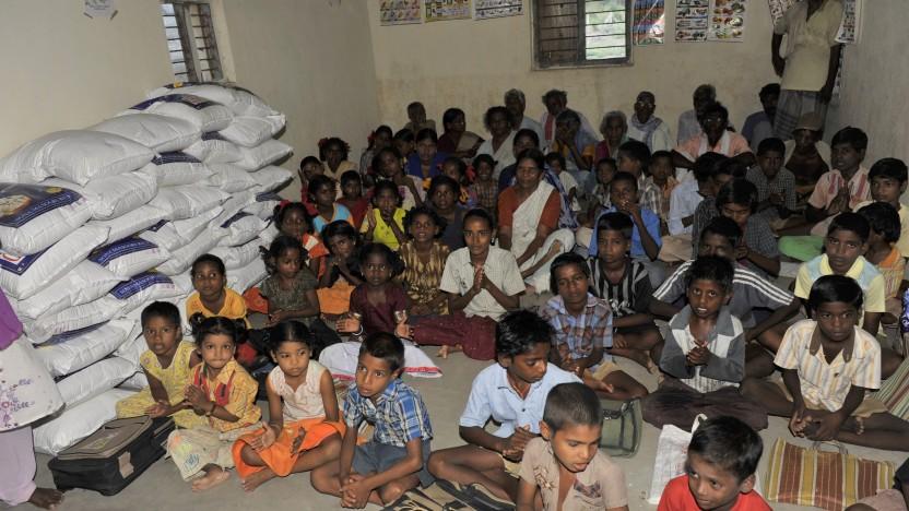 Hårde tider for kristne i Indien