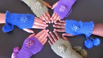 Køb handsker - og red kvinder fra sexslaveri