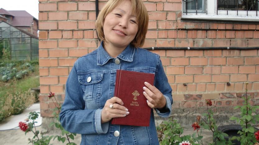 Stor hunger efter Guds Ord i Turkmenistan - Bibeldel stjålet fra evangelist