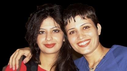 Maryam og Marzieh ude af fængslet