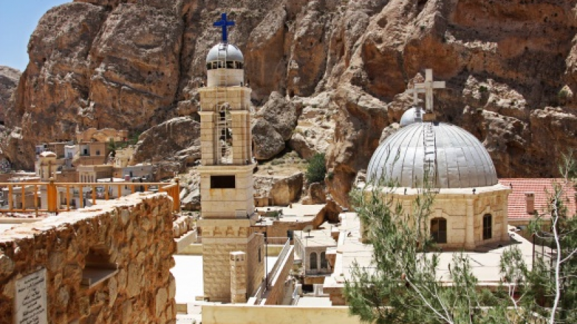 Nonner bortført fra Maaloula er nu løsladt
