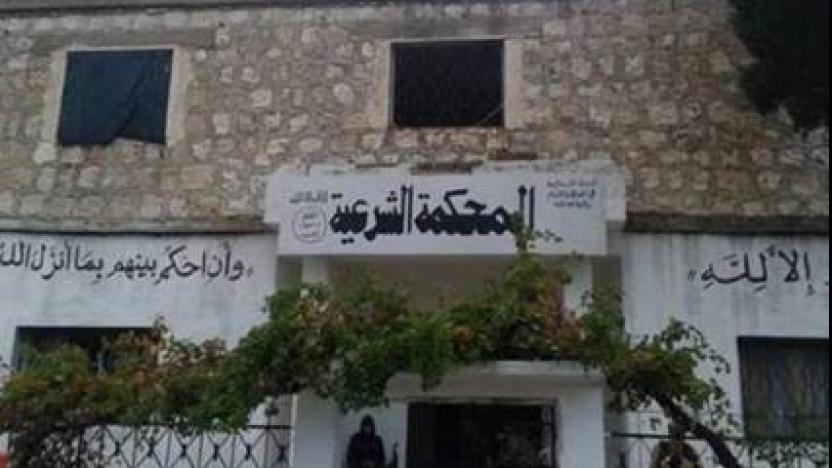 Shariadomstole indsættes i Syrien, kristne flygter