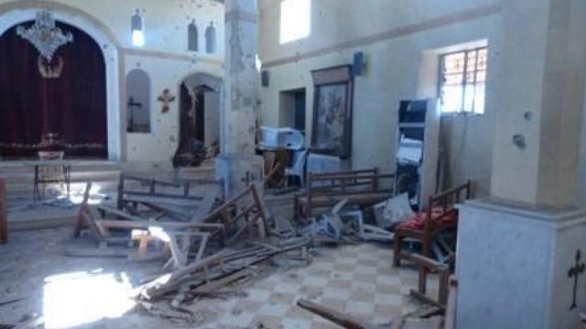 Massakren i Sadad er den største massakre på kristne i Syrien