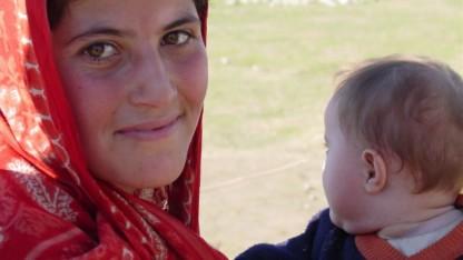 Afghansk kvinde møder Jesus i en drøm