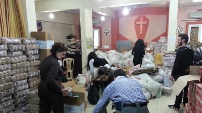 Muslimer konverterer og bliver døbt - netop nu i Irak og Syrien