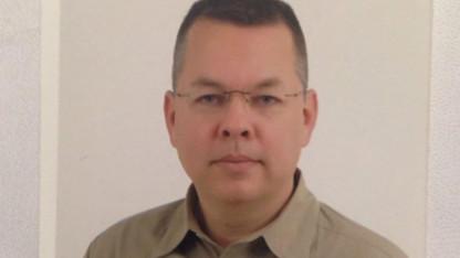 Andrew Brunson fejrer sin 50 års fødselsdag og jul i fængsel