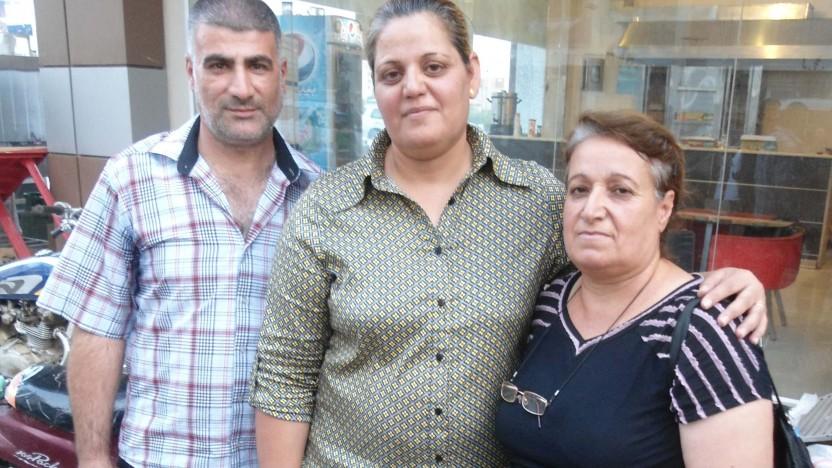 """Irakisk pastor: """"Jesus står med et stort net – og Islamisk Stat skubber på fiskene, så de svømmer ind i det"""""""