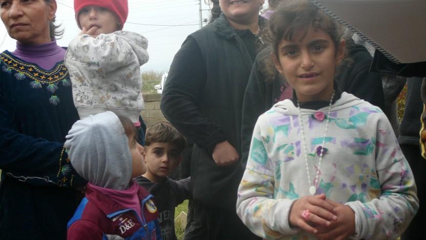 """Fordrevne i Irak og Syrien: """"Tak for jeres solidaritet!"""""""