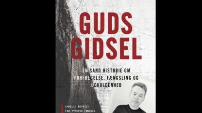Andrew Brunsons bog bliver allerede nu forudbestilt i Danmark og Færøerne