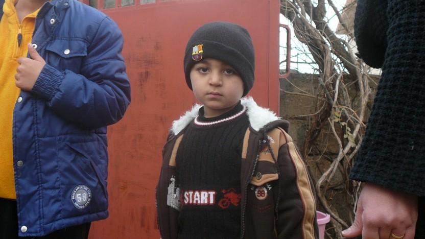 Flygtningebørn i Irak har brug for skolegang