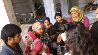 Tyrkiets angreb sender 150.000 mennesker på flugt i Syrien