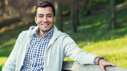 Nader: Mit liv blev forvandlet, da jeg læste Det Nye Testamente
