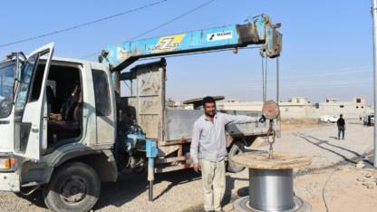 Hjælp kristne og andre fordrevne i Irak hjem