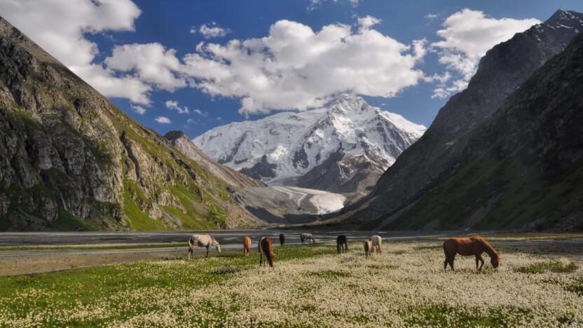 bjergsøer, rigt dyreliv og mød lokale kristne i Kirgisistan og Kasakhstan