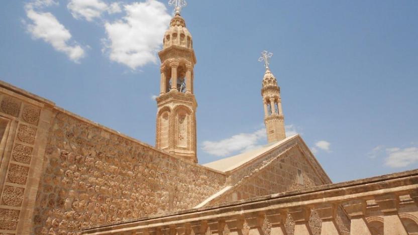Konfiskerede kirker i Tyrkiet