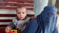Afghanistan - Zubair på tre år kan nu lege igen