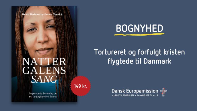Bognyhed: Tortureret og forfulgt kristen flygtede til Danmark