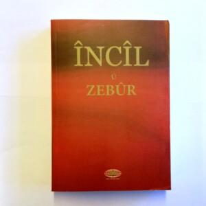 Det Nye Testamente på kurdisk (kurmanji)