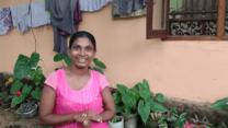 Ung mor blev helbredt og kom til tro på Jesus