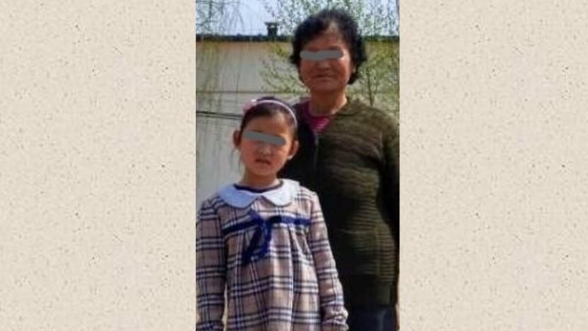 Nordkoreansk bedstemor flygter med barnebarn til Kina