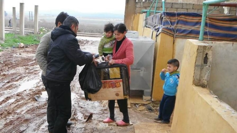 Tyrkiets pludselige angreb rammer civile i Nordsyrien