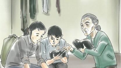 Nordkoreas kristne oplever Guds indgriben under Covid-19