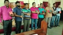 """""""Taknemligheden lyste ud af fattige srilankanske kristnes ansigter"""""""