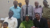 Meriam er nu i sikkerhed på USAs ambassade i Sudan