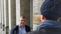 Forfulgt kristen i Udenrigsministeriet