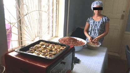 16-årige Selina blev vanrøgtet, forladt og voldtaget. Nu vil hun lave samosaer.