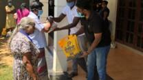 Covid-19 erstoren udfordringforSri Lanka