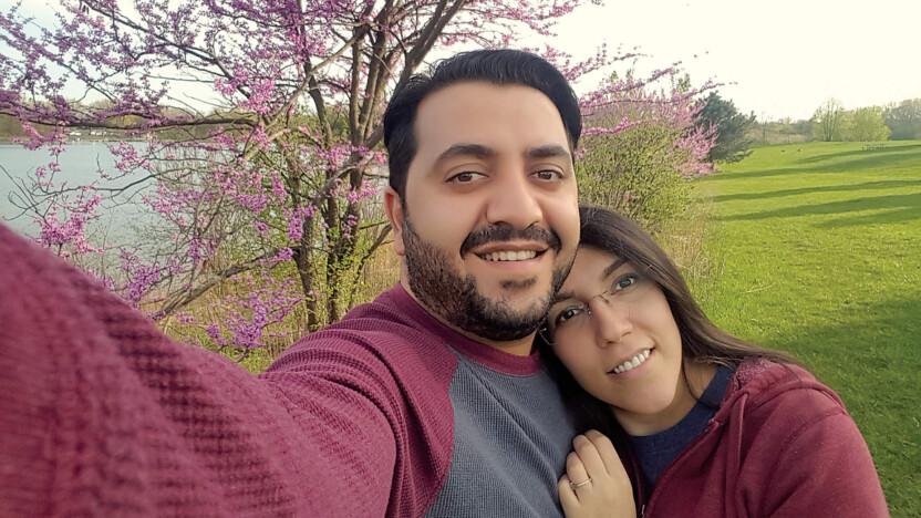 Shadi var forladt af sin mand i syv måneder