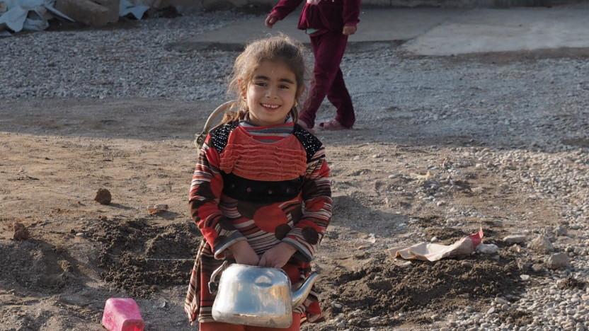 Kristne og andre fordrevne i Irak kan endelig vende hjem