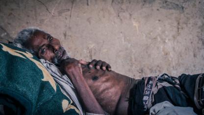 Kirken i Yemen giver nødhjælp til udsatte i det krigshærgede land