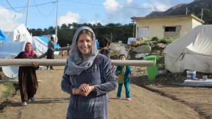 Irakisk flygtningedreng helbredt for kræft i hovedet