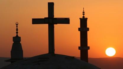 Blog: Korset viser forskellen på islam og den kristne tro