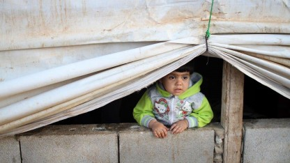 "Flygtningen Yusuf på fem år fra Irak: ""Ved du hvor min mor er? Jeg vil have min mor!"""