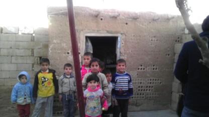 Udsatte i Syrien har brug for hjælp til nødhjælp