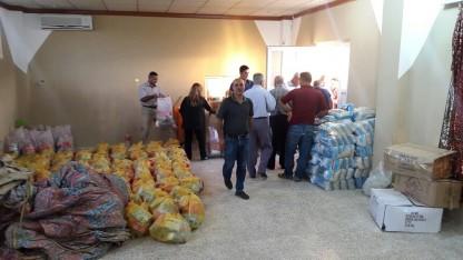 """Muslimsk medarbejder i flygtningelejr: """"Jeg er imponeret – I kristne hjælper også muslimer og yazidier"""""""